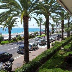 Отель Le Copacabana пляж