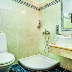 Отель Elinotel Polis Hotel Греция, Ханиотис - отзывы, цены и фото номеров - забронировать отель Elinotel Polis Hotel онлайн ванная фото 2