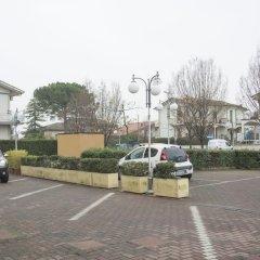 Отель San Clemente Римини парковка