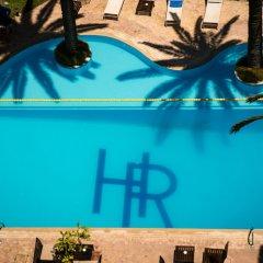 Отель Rembrandt Марокко, Танжер - отзывы, цены и фото номеров - забронировать отель Rembrandt онлайн бассейн фото 3