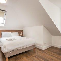Отель Queens Drive Hotel Великобритания, Лондон - отзывы, цены и фото номеров - забронировать отель Queens Drive Hotel онлайн комната для гостей фото 8