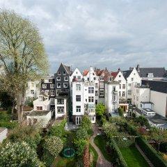 Отель Cityden Centre Serviced Apartments Нидерланды, Амстердам - отзывы, цены и фото номеров - забронировать отель Cityden Centre Serviced Apartments онлайн балкон