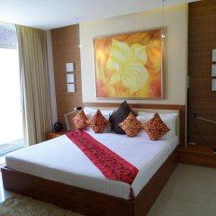 Отель Pasadena Lodge комната для гостей