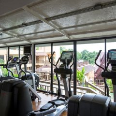 Отель Chanalai Garden Resort, Kata Beach фитнесс-зал фото 4