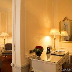 Hotel Bellevue Palace Bern комната для гостей фото 4