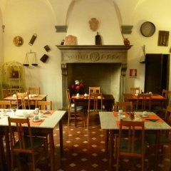Hotel Vasari питание