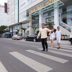 Отель Calm Seas Нячанг городской автобус