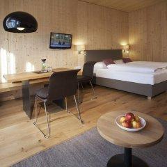 Отель Hells Ferienresort Zillertal Австрия, Фюген - отзывы, цены и фото номеров - забронировать отель Hells Ferienresort Zillertal онлайн комната для гостей фото 5