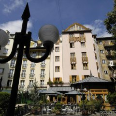 Corvin Hotel Budapest - Sissi wing фото 16
