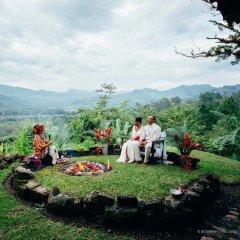 Hotel Hacienda San Lucas Копан-Руинас приотельная территория фото 2