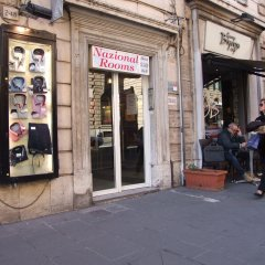 Отель Nazional Rooms Италия, Рим - 1 отзыв об отеле, цены и фото номеров - забронировать отель Nazional Rooms онлайн гостиничный бар
