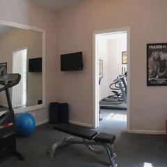 Отель Stella Maris фитнесс-зал
