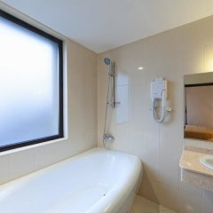 Отель Панорама Болгария, Велико Тырново - отзывы, цены и фото номеров - забронировать отель Панорама онлайн ванная фото 2