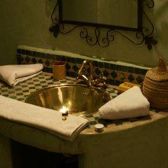 Отель Riad Nabila Марракеш ванная фото 2