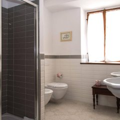 Отель Albergo Casalta Строве ванная