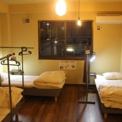 Отель Tokyo Backpackers Токио комната для гостей фото 3