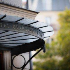 Hotel Quartier Latin бассейн