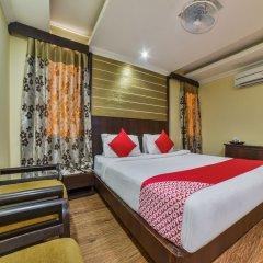 Отель OYO 4668 Hotel Ocean Residency Индия, Южный Гоа - отзывы, цены и фото номеров - забронировать отель OYO 4668 Hotel Ocean Residency онлайн комната для гостей фото 3