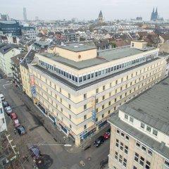 Отель a&o Köln Neumarkt Германия, Кёльн - 13 отзывов об отеле, цены и фото номеров - забронировать отель a&o Köln Neumarkt онлайн парковка