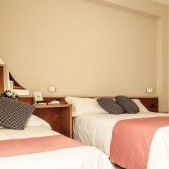 Отель Maiuri Италия, Помпеи - отзывы, цены и фото номеров - забронировать отель Maiuri онлайн комната для гостей фото 3