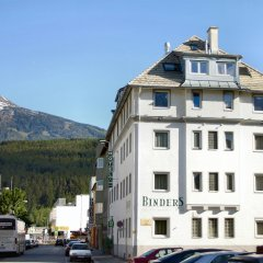 Austria Classic Hotel BinderS Innsbruck парковка