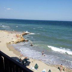 Отель Morski Briag Hotel Болгария, Золотые пески - отзывы, цены и фото номеров - забронировать отель Morski Briag Hotel онлайн пляж