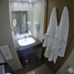 Отель Belere Hotel Rabat Марокко, Рабат - отзывы, цены и фото номеров - забронировать отель Belere Hotel Rabat онлайн ванная