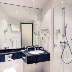 Отель Mercure Hotel Düsseldorf City Nord Германия, Дюссельдорф - 4 отзыва об отеле, цены и фото номеров - забронировать отель Mercure Hotel Düsseldorf City Nord онлайн ванная