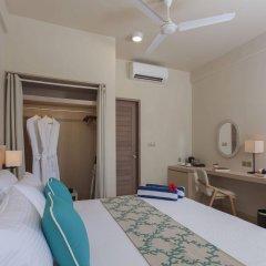 Отель Malahini Kuda Bandos Resort комната для гостей фото 4