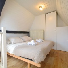 Отель Impasse de la Poupée 4 Брюссель комната для гостей фото 5