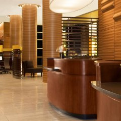 Sheraton Tribeca New York Hotel интерьер отеля