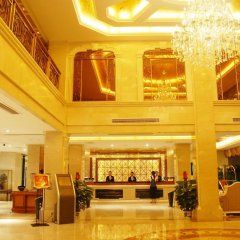 Suzhou Jinlong Hotel интерьер отеля