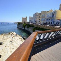 Отель Getawaysmalta - Seashells Penthouse 12 With Terrace and sea View in Bugibba Мальта, Буджибба - отзывы, цены и фото номеров - забронировать отель Getawaysmalta - Seashells Penthouse 12 With Terrace and sea View in Bugibba онлайн фото 8