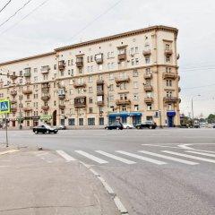 Апартаменты LUXKV Apartment on Zemlyanoy Val 52
