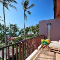 Отель Mercure Koh Samui Beach Resort Таиланд, Самуи - 3 отзыва об отеле, цены и фото номеров - забронировать отель Mercure Koh Samui Beach Resort онлайн балкон