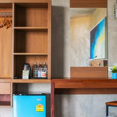 B2 Sea View Pattaya Boutique & Budget Hotel удобства в номере