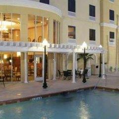 Отель Hampton Inn & Suites Lake City, Fl Лейк-Сити фитнесс-зал фото 3