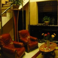 Eduard Hotel интерьер отеля