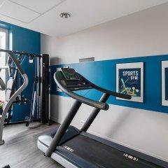 Отель Appart'City Confort Le Bourget - Aéroport фитнесс-зал фото 3