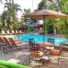 Отель Camino Maya Ciudad Blanca Гондурас, Копан-Руинас - отзывы, цены и фото номеров - забронировать отель Camino Maya Ciudad Blanca онлайн бассейн фото 3