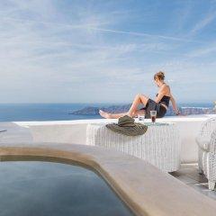 Отель Iliovasilema Suites Греция, Остров Санторини - отзывы, цены и фото номеров - забронировать отель Iliovasilema Suites онлайн бассейн фото 3