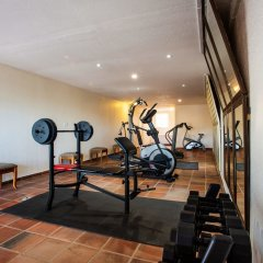Hotel Hacienda Santana фитнесс-зал