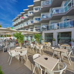 BQ Amfora Beach Adults Only Hotel питание
