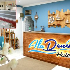AlaDeniz Hotel Турция, Бююкчекмедже - отзывы, цены и фото номеров - забронировать отель AlaDeniz Hotel онлайн гостиничный бар