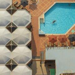 Отель Ramses Hilton бассейн фото 3