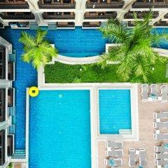 Отель Ananta Burin Resort Таиланд, Ао Нанг - 1 отзыв об отеле, цены и фото номеров - забронировать отель Ananta Burin Resort онлайн пляж