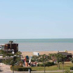 Hotel Maria Serena Римини пляж фото 2