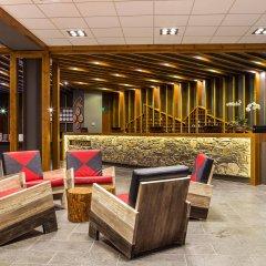 Rila Hotel Borovets интерьер отеля