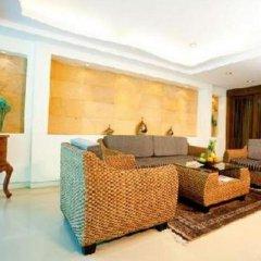 Отель Green Point Resort Бангкок интерьер отеля