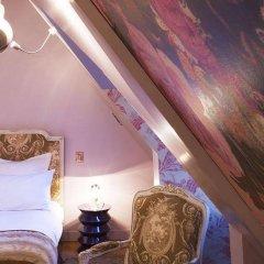 Отель Hôtel du Petit Moulin детские мероприятия фото 2
